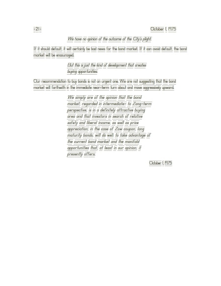 DIVIDENDS OCR SCRIPT 21